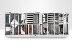 هواساز هایژنیک اتاق تمیز